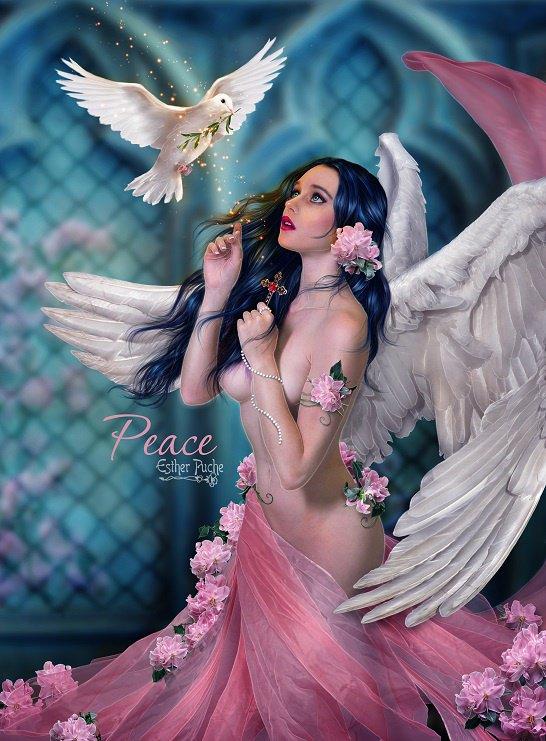 PEACE - PAIX