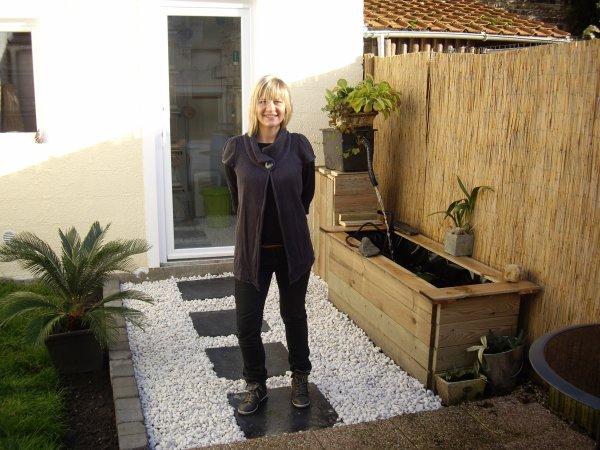 Petit jardin zen termin eleveur canaris de - Petit jardin zen ...