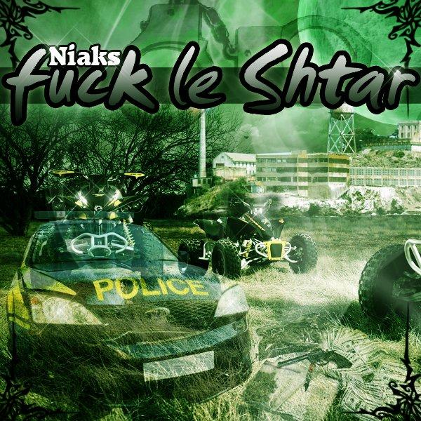 "Net Tape ""Fuck Le Shtar"""
