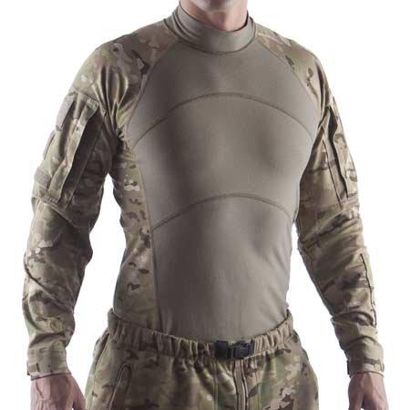 Under armour militaire