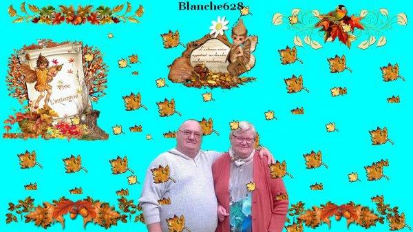 MERCI MON AMIE BLANCHE 628 ET ERYNALIA