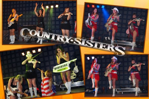 COUNTRY SISTERS � Cluny