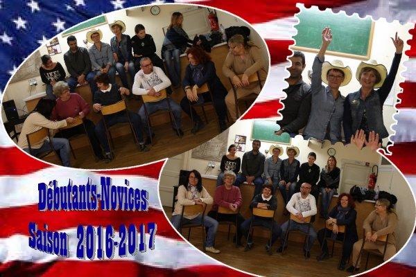 cours débutants novices 2016 2017