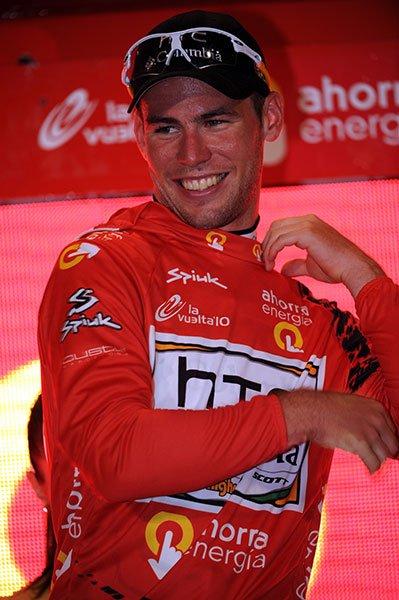 R�sultats  de la Vuelta ( de la 1ere � la 6� �tape )