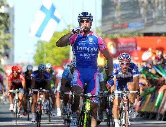 R�sultats de la Vuelta ( de la 7� �tape � la 12� �tape )