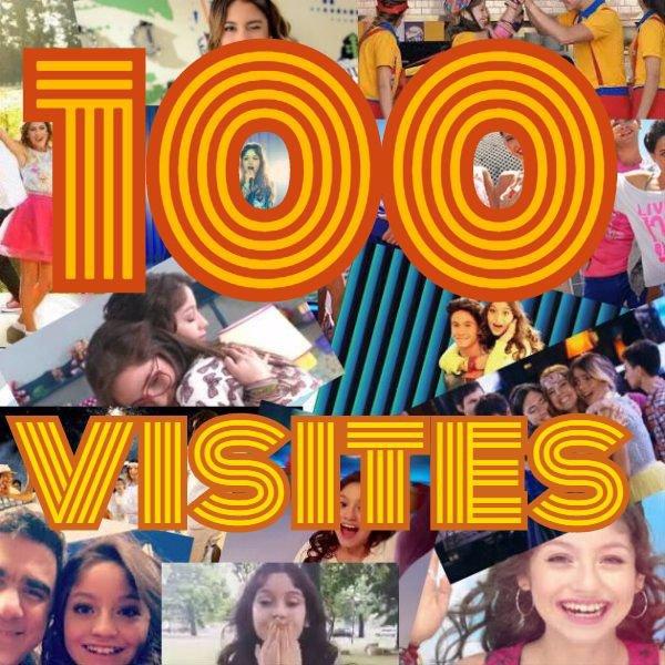 100 visite