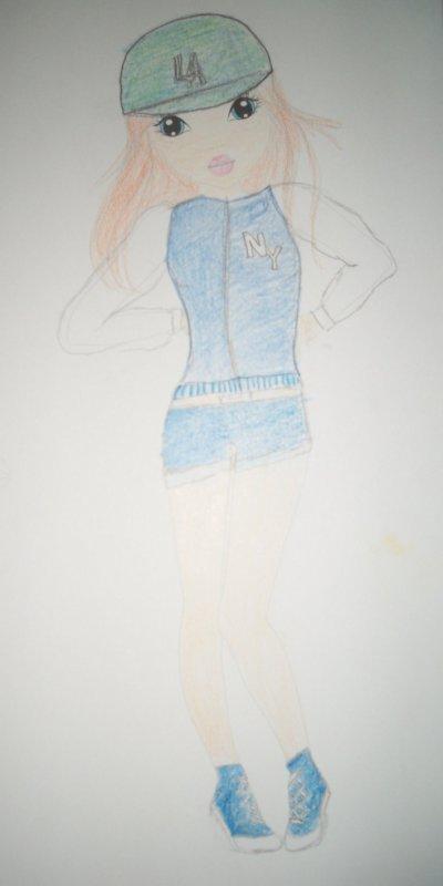 Top model dessins - Dessin top model ...