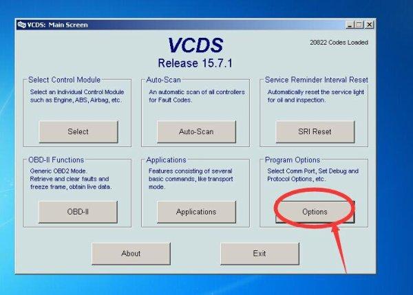15.7.1 TÉLÉCHARGER GRATUIT VCDS