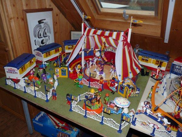 Mon cirque playmobil blog de georgescirque - Cirque playmobil ...