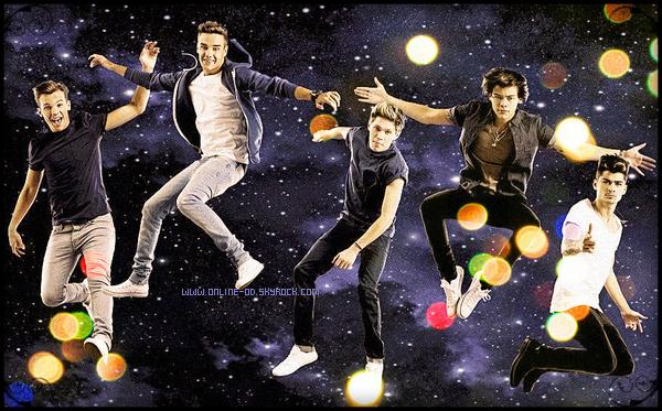 Bienvenue sur Online-OD, ta source d'actualité sur les membres du groupe One Direction: Louis Tomlinson, Liam Payne, Niall Horan, Harry Styles, Zayn Malik.