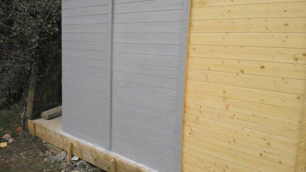 suite 6 mars 2013 peinture de l 39 abri de jardin notre maison mikit dans le morbihan. Black Bedroom Furniture Sets. Home Design Ideas