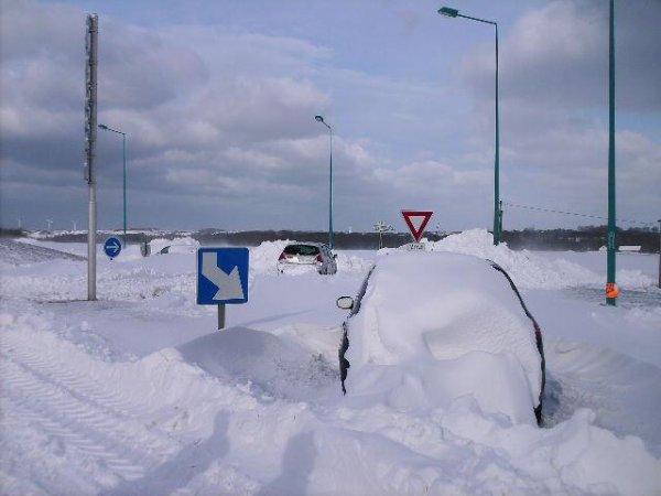 13 mars 2013 r sultat de la temp te de neige en for Chambre sociale 13 mars 2013