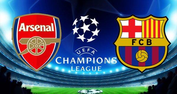 Arsenal - Barcelone