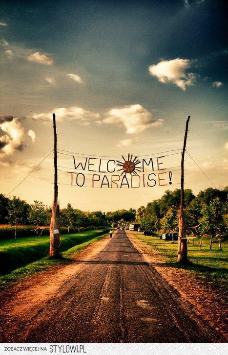 - Bienvenue.