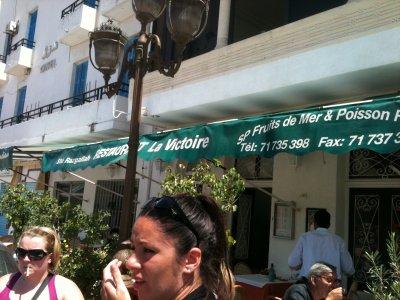 Restaurant La Mer La Goulette Facebook