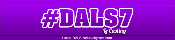 #NEWS: D�couvrez le casting complet de DALS7 !