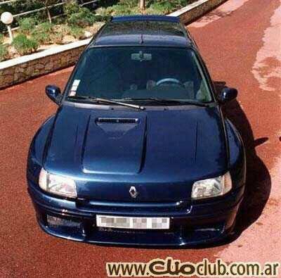 Clio Williams S Kit Car Maxi