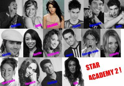 candidat star academy 1