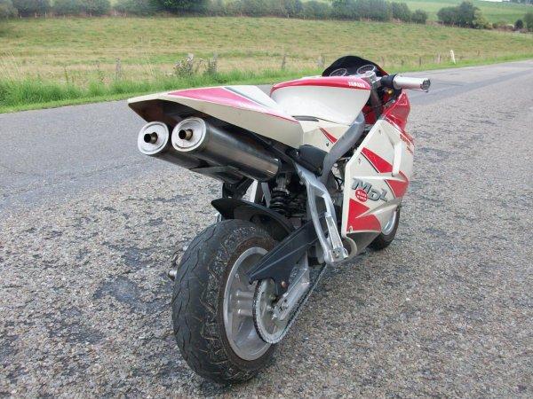 Yamaha MDL 49cc en tr�s bon �tat