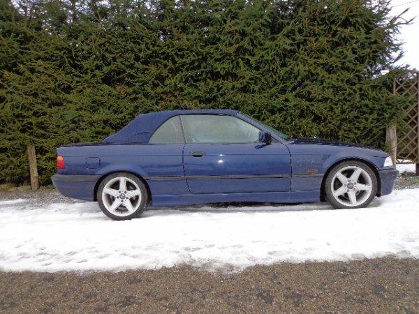 BMW 318i cabrio de 1994