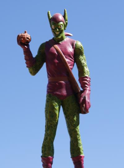 Le bouffon vert blog de gorillemonde - Bouffon vert coloriage ...