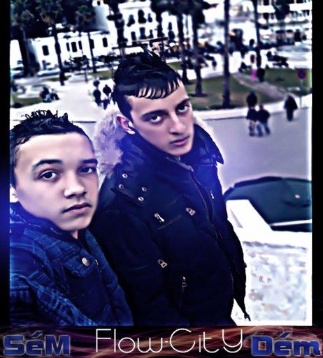 FloW-CitY   A.k.A    FéN Zna9i