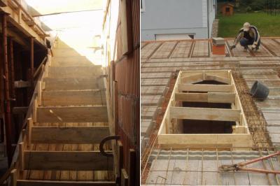 premice d 39 escalier journal de bord de ma vie dans une. Black Bedroom Furniture Sets. Home Design Ideas