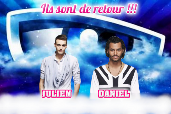 2 anciens candidats r�int�grent l'aventure !!