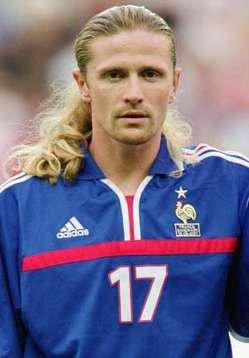 Emmanuel petit r tro foot - Emmanuel petit coupe du monde 1998 ...