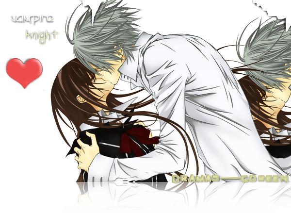 ~ Vampire Knight > MANGA