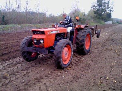 Tracteur same minitauro 55