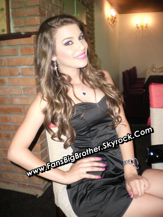 Miss Big Brother Albania Mimoza a po jo ?