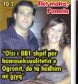"Olsi i BBA1 , shpif per homoseksualitetin e Ogrenit- ""Do ta hedhim ne gjyq"" thot motra e Ogrenit Pamela"