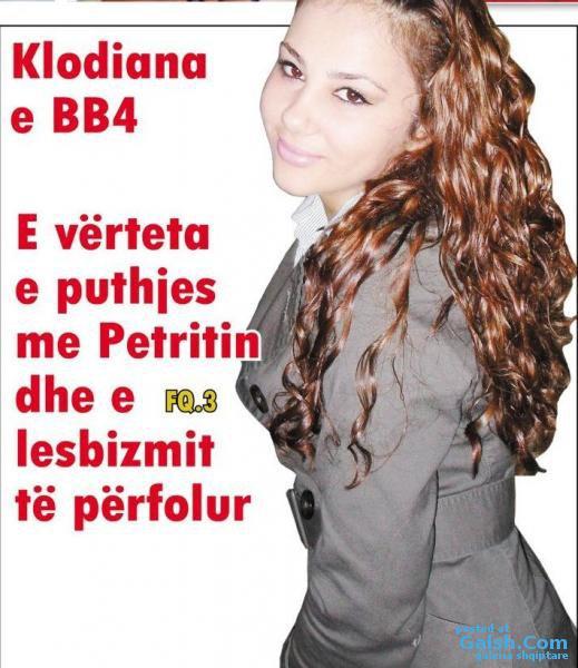 Klodiana: Ogreni nuk e do Nedën, Ermela ose Ergysi do të më pëlqente te fitonin BB4