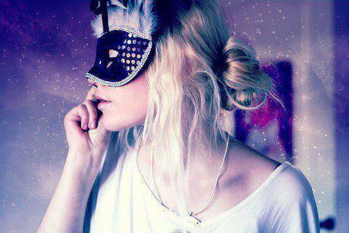 Je suis cette fille.
