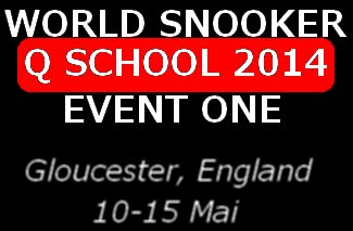 Qualifying School - Event One
