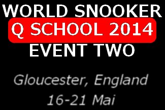 Qualifying School - Event Two
