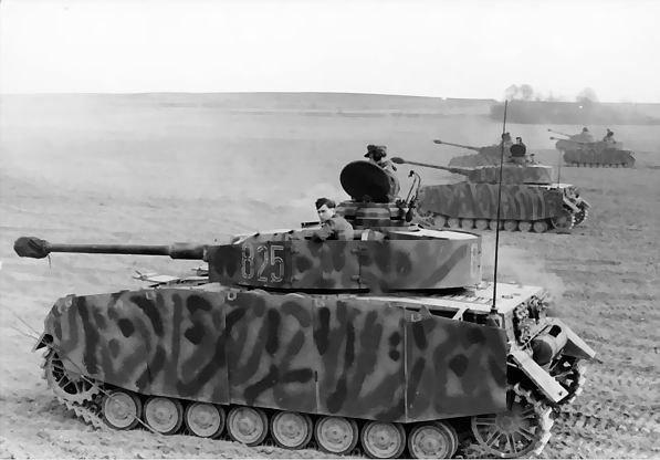 livr�e et cammouflages des mat�riels terrestres Allemands de 1905 a 1945 (suite)