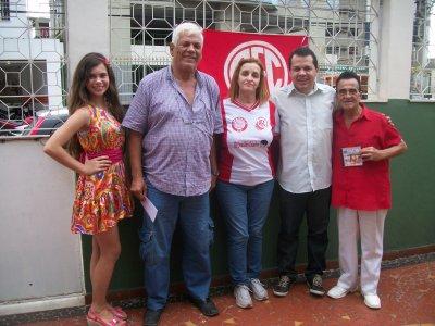 Secret�rio da Cultura e do Turismo de Nova Igua�u no programa do America...