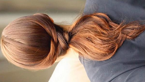 __BEAUTE-l-Mes coiffures de l'�t� !