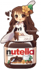 I LOVE NUTELLA, NUTELLA IS A LIFE !!!