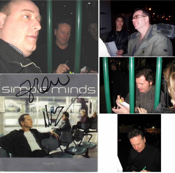 SIMPLE MINDS... LE RETOUR AUX SOURCES !
