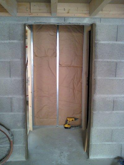 Faire Une Ouverture Dans Un Mur En Parpaing  Machine De Menuiserie