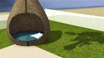 La maison au bord de l'eau : l'ext�rieur