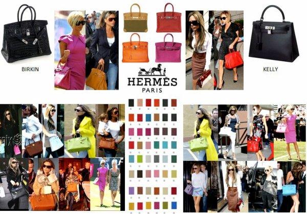 white hermes birkin - Victoria Beckham\u0026#39;s Herm��s Bag - VICTORIA BECKHAM NEWS BLOG
