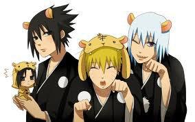 Liste de Vidéo & Scan - ♥ Naruto & Naruto Shippuden ♥