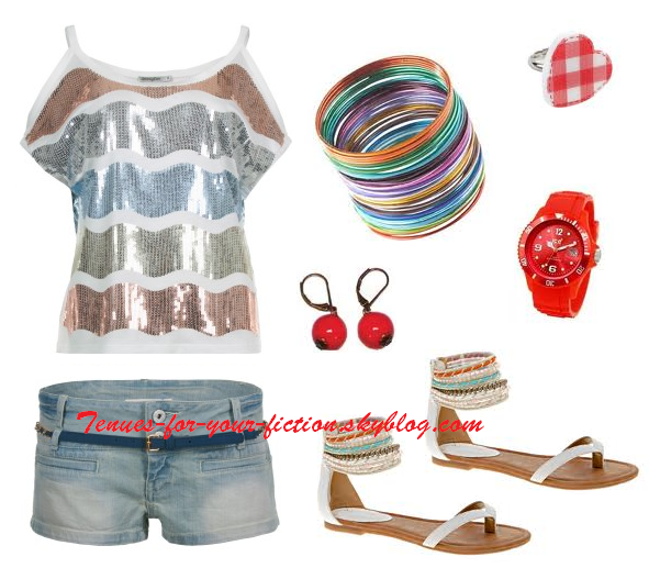 Articles de tenues for your fiction tagg s tenue de plage un blog o se trouve toutes sortes - Tenue de plage ...