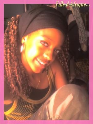 Rencontre fille d'afrique