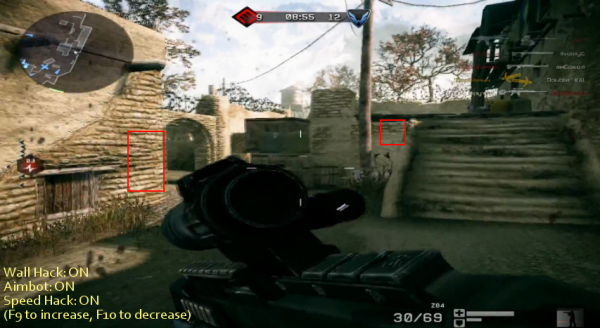 Warface Hack - Undetected 2014