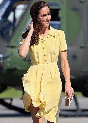 quelle chaussure avec robe jaune